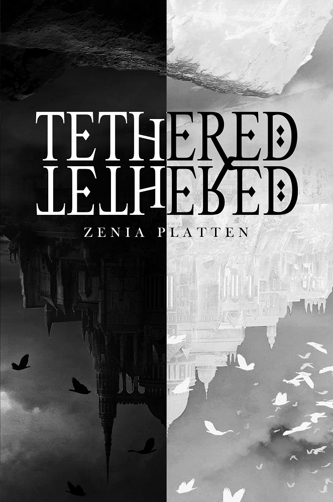 Tethered Book Cover.